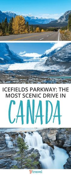 Icefields Parkway is