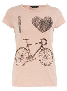 I heart biking