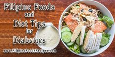 Filipino Foods And Diet Tips For Diabetics