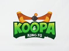 Dribbble - Koopa Gaming! by Kiril Climson