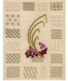 Counted-Drawn-Pulled Thread - The Embroiderers' Guild of America