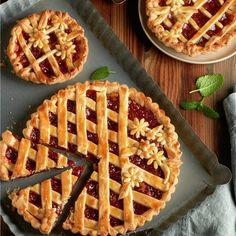 Recetas de tartas (463 recetas) Cheesecake Cake, Mini Cheesecakes, Sweet Tarts, Dried Fruit, Cupcake Cakes, Smoothies, Waffles, Cake Recipes, Food And Drink