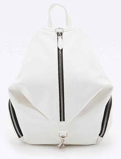 1f6a722faa3 white Deena Ozzy, Bucket Bag, Urban Outfitters, Lust, Backpack, Catalog,