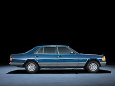 All sizes | 1982 Mercedes-Benz 500SEL (W126) | Flickr - Photo Sharing!