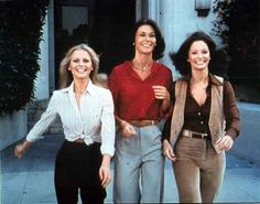 Charlie's Angels was my favorite show on TV.