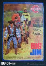 CONGOST - CATALOGO 1976 BIG JIM - JUEGOS - LA FAMILIA FELIZ - NUEVO