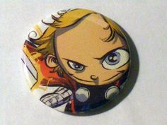 "Comic Book 1.5"" Button// Avengers Babies// Thor, $1.00"