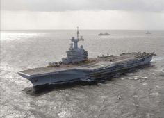 Aircraft carrier ships are the pride of the defense department of any country. These aircraft carriers depict the strength of a Country's Navy. Learn 10 deadliest aircraft carriers in the world. Belle France, New Aircraft, Gaulle, Army National Guard, Navy Marine, Flight Deck, Navy Ships, Submarines, Aircraft Carrier