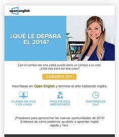 Campaña Open English
