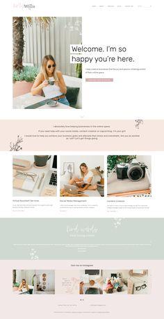 Minimal Web Design, Site Web Design, Web Design Studio, Web Design Tips, Web Design Trends, Design Blog, Creative Web Design, Design Design, Personal Website Design