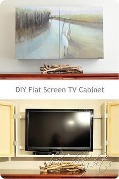 Inspirational Flat Screen Tv Painting Cover