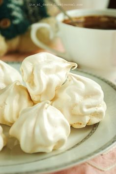 Recipes With Whipping Cream, Cream Recipes, Cooking Chef, Cooking Recipes, Cake Recipes, Dessert Recipes, Low Calorie Desserts, Mac And Cheese Homemade, Meringue