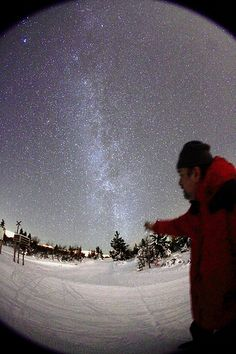 Trysil Night Photography