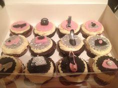 Shoes and handbags cupcakes