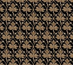 Elizabeth I. Phoenix Portrait Fabric- Black/Gold - No Pearls fabric by bonnie_phantasm on Spoonflower - custom fabric Embroidery Suits Punjabi, Zardosi Embroidery, Border Embroidery, Gold Embroidery, Hand Embroidery Designs, Embroidery Patterns, Indian Embroidery, Embroidery Stitches, Elizabeth I