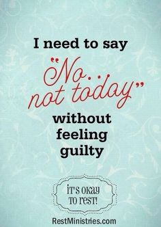 Truth. I also need to let myself rest without feeling guilty. #chronicpain #spoonie #Fibromyalgia