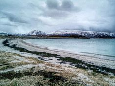 View from Sommarøy Arctic Hotel Arctic, Explore, Mountains, Places, Nature, Travel, Naturaleza, Viajes, North Pole