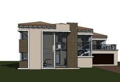 6 Bedroom house plan in South Africa. Find 6 bedroom house plans, luxury 6 bedroom 2 storey house plans with photos, 6 bedroom house plans and PDF. Tuscan House Plans, Simple House Plans, Beautiful House Plans, Best House Plans, House Floor Plans, Villa Design, Modern House Design, Modern Houses, 6 Bedroom House Plans