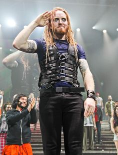 Tim Minchin as Judas in JCS. A memory for life, I travelled to Leeds from Stockholm to see the show.
