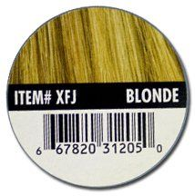 XFusion Light Blonde Keratin Hair Fibres 25g 81 oz -- Read more at the affiliate link Amazon.com on image.