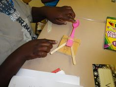 Fifth Grade Swag: Catapult design for testing force and motion
