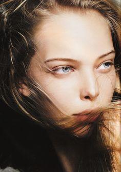 Tanya Dziahileva/Vogue Paris November 2006