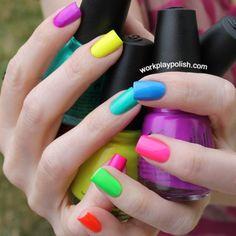 Coloridas!