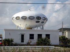 Pensacola Beach, FL - UFO beach house