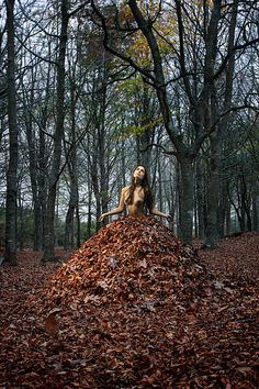 AUTUMN by DDiArte , via Behance