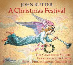 John Rutter: A Christmas Festival - Collegium CD. £15.95