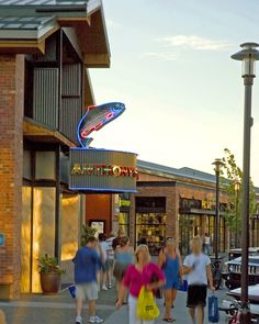 Anthony's at the Old Mill District. Amazing fresh seafood and best of season specialties all year long.