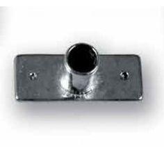 Soporte para chumacera de 12mm de diametro. Base 60 x 23 cm