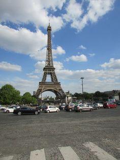Paris Eiffel Tower Paris Eiffel Tower, Building, Travel, Viajes, Buildings, Destinations, Traveling, Trips, Construction