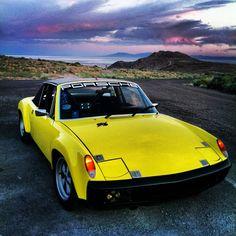 Porsche 914-6/GT