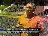Rolling Stones na cidade de Matão - 2006 - Globo EPTV