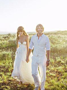 ERIC CHRISTIAN & SARAH  photo | Eric Christian Olsen. Prettttyyyyy