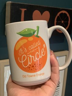 It's Called the Circle Mug (Missing Quote Typo) 15oz