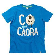 'C is for Caora' Kids Alphabet T-Shirt by Hairy Baby Alphabet For Kids, Irish, Tees, Mens Tops, Baby, T Shirt, Fashion, Supreme T Shirt, Moda