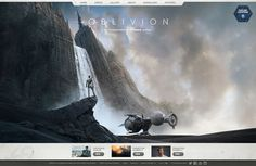 Oblivion by Leigh Whipday, via Behance