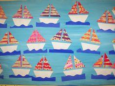 cute sailboats