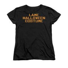 Lame Halloween Costume Women's T-Shirt