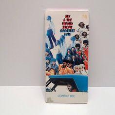 Sly & The Family Stone Greatest Hits Long Box by MohawkMusic