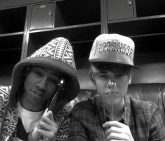 Justin Biebers Spoonswaggin trend