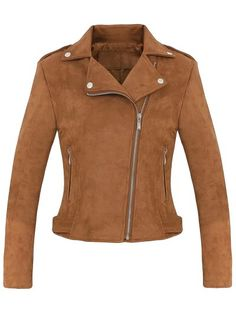 GET $50 NOW | Join Zaful: Get YOUR $50 NOW!http://m.zaful.com/cropped-faux-suede-biker-jacket-p_232197.html?seid=1701657zf232197