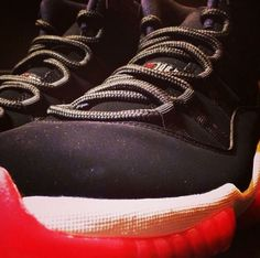 "Air Jordan 11 ""Bred Suede"" - New Images"