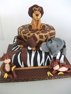 Jungle cake @toyjackson07 in have to make this for you