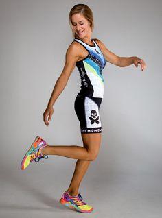 Betty Designs Tri Top - Women's - Women's Triathlon Clothing - Triathlon Clothing - Triathlon