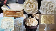 Com textura leve e acetinada e sabor delicado esta receita de buttercream é perfeita para cobrir e decorar bolos e cupcakes. Assista ao vídeo aqui.