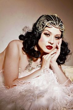 buRLesQue ~ Dolly Lamour