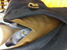 Jacket, shirt and sweater Artu Napoli